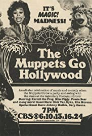 The Muppets Go Hollywood Poster