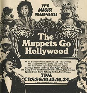 The Muppets Go Hollywood USA