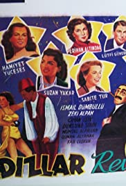 The Revue of the Stars Poster