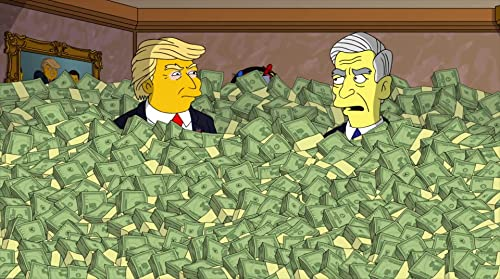 The Simpsons: Mueller Meets Trump