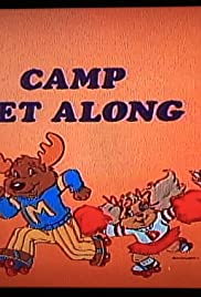 The Get-Along Gang Minus One/Camp Get-Along Poster