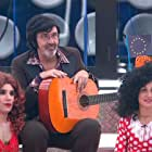 Javier Calvo and Joan Carles Capdevila in El chat de OT (2017)