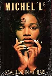 Michel'le: Something in My Heart Poster