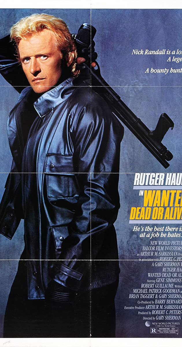 Wanted: Dead or Alive (1986) - Full Cast & Crew - IMDb