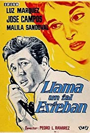 Llama un tal Esteban Poster