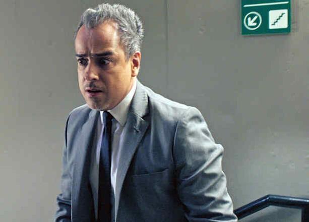 Jorge Enrique Abello in Operación Pacífico (2020)