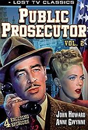 Public Prosecutor Poster