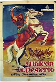 The Falcon of the Desert Poster