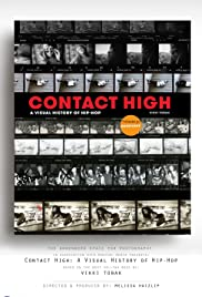 Contact High: A Visual History of Hip-Hop Poster