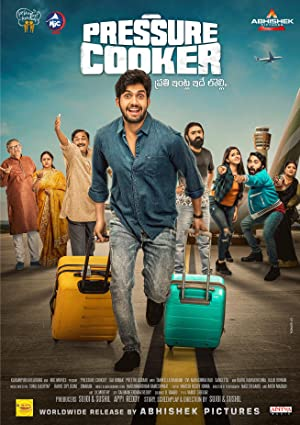 Pressure Cooker Movie Poster