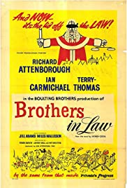 Brothers in Law Poster
