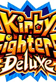 Kirby Fighters Z Poster