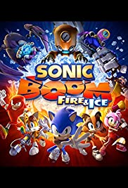 Sonic Boom: Fire & Ice Poster