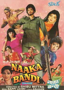 Chunky Pandey Naaka Bandi Movie