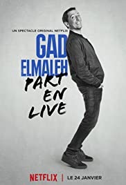 Gad Elmaleh: Part En Live