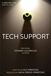 Tech Support Poster
