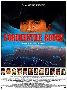 Spanish movie subtitles download L'orchestre rouge [360p]