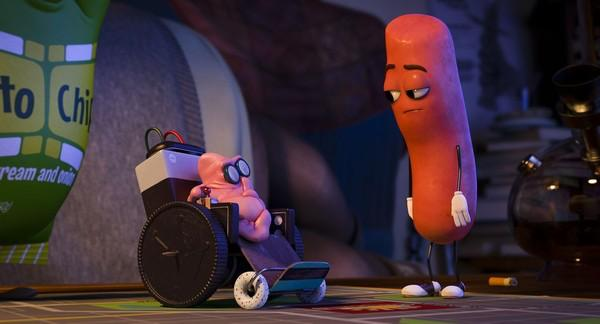 Image result for sausage party movie stills