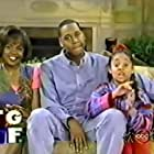 Mark Curry, Sandra Quarterman, and Raven-Symoné in Hangin' with Mr. Cooper (1992)