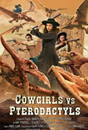 Cowgirls vs. Pterodactyls Poster