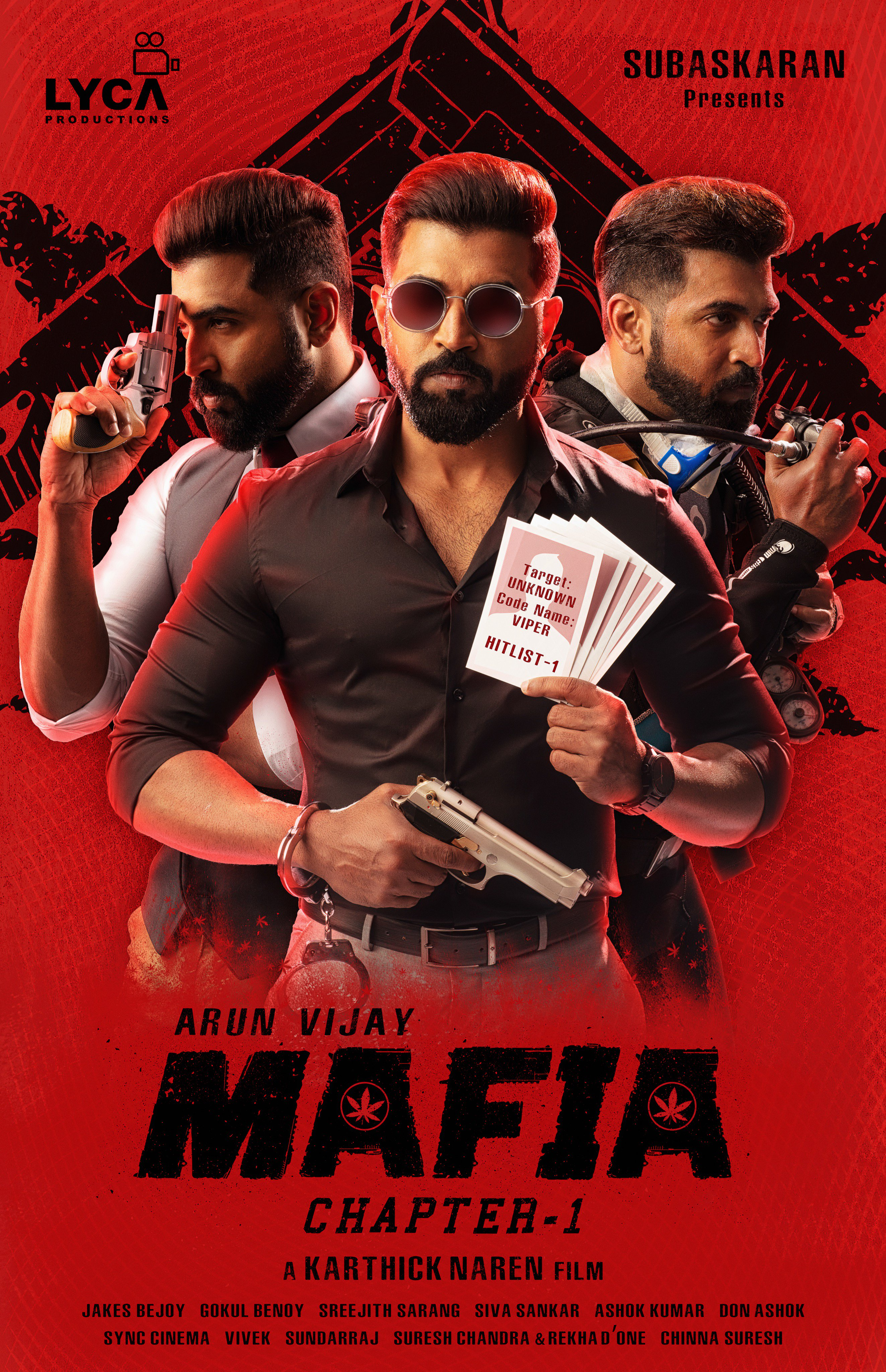 Mafia: Chapter 1 2020 Hindi ORG Dual Audio 1080p UNCUT HDRip ESubs 2.3GB x264 AAC