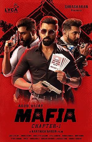Mafia Chapter 1 DVD Movie Poster