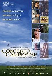 Concerto Campestre Poster