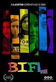 Anisha Adusumilli, Mandahla Rose, Elizabeth Peterson, Philip Orazio, Andrea Nelson, and Michael Sasaki in BIFL (2019)