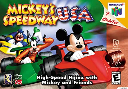Full mp4 movie downloads Mickey's Speedway USA USA [2048x2048]