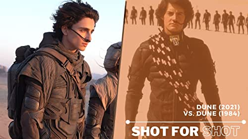 Shot for Shot: 'Dune' (2020) vs. 'Dune' (1984)