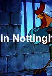 Not in Nottingham Poster