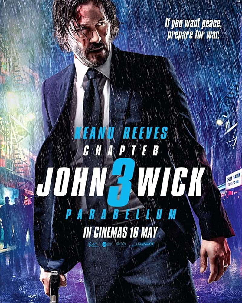 John Wick: Chapter 3 - Parabellum (Tamil Dubbed)