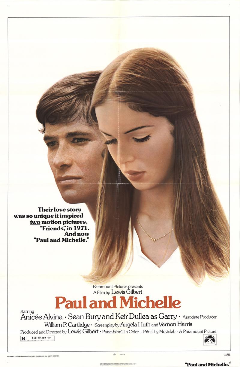 Paul And Michelle 1974 Imdb