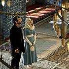 Michiel Huisman and Hera Hilmar in The Ottoman Lieutenant (2017)