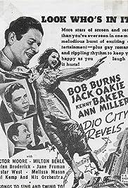 Radio City Revels Poster
