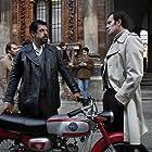 Pierfrancesco Favino and Valerio Mastandrea in Romanzo di una strage (2012)