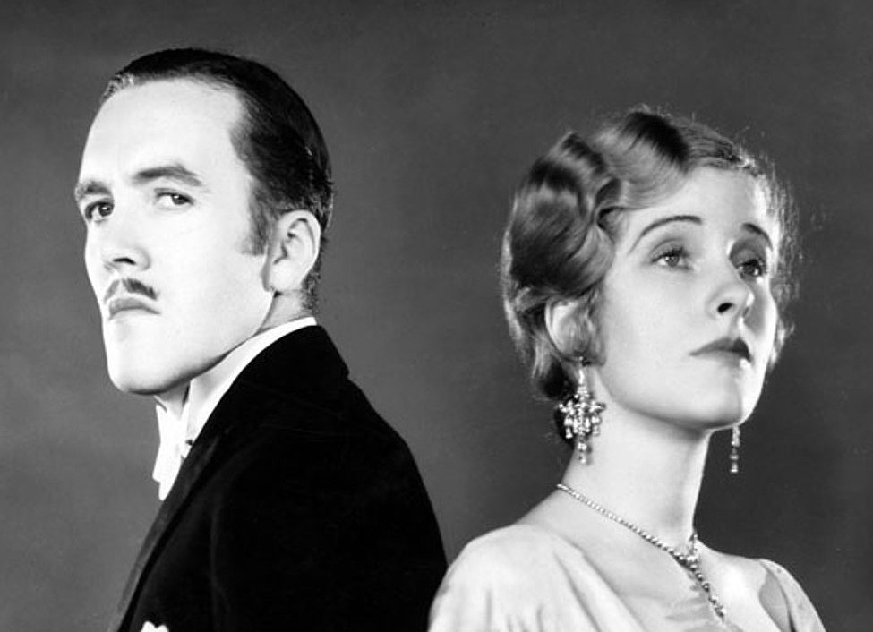 Tyrell Davis and Catherine Dale Owen in Strictly Unconventional (1930)