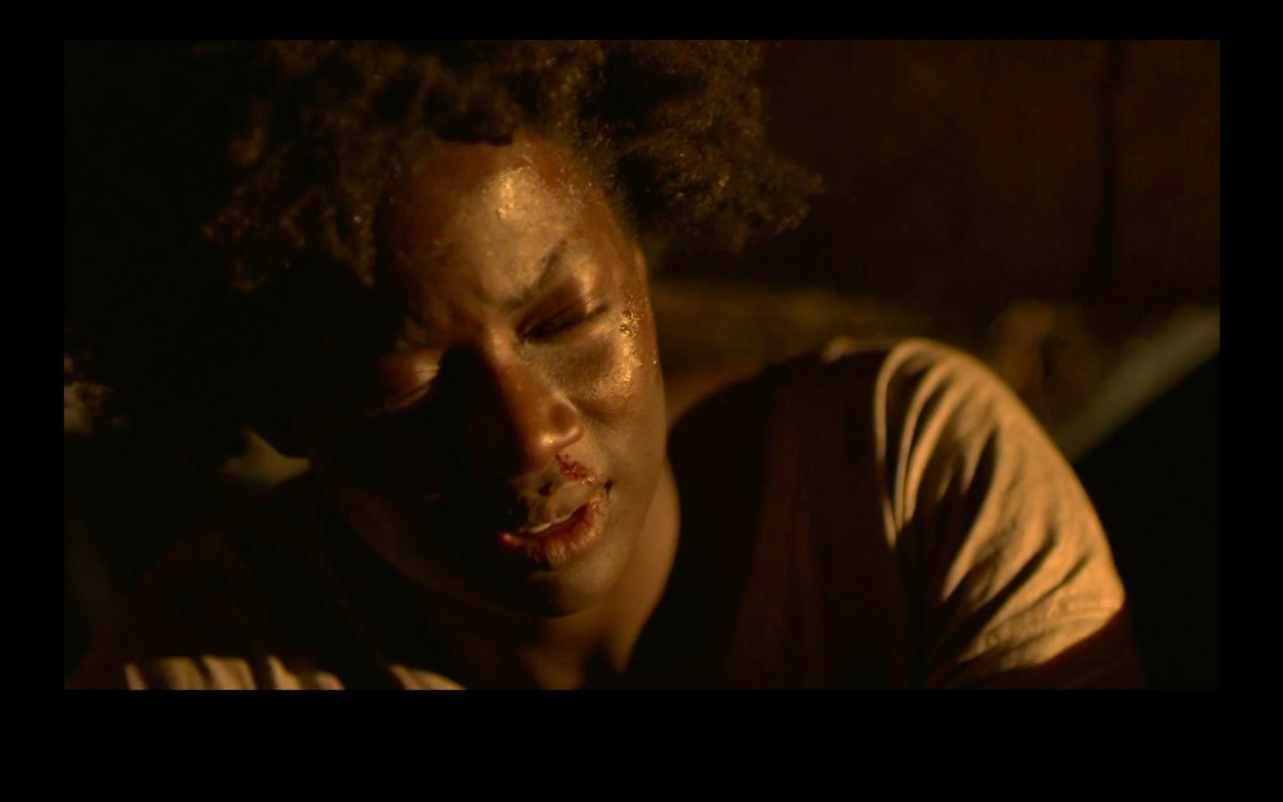 Anne-Marie Agbodji in Evil, I (2012)