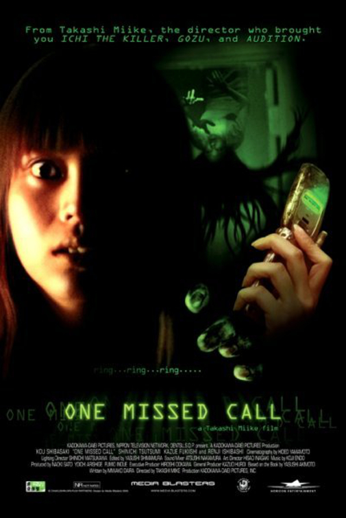 One Missed Call (2003) Hindi-tamil 720p