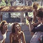 Jessica Biel, Jonathan Tucker, Erica Leerhsen, and Mike Vogel in The Texas Chainsaw Massacre (2003)