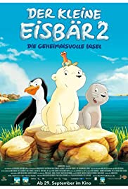 The Little Polar Bear 2: The Mysterious Island Poster
