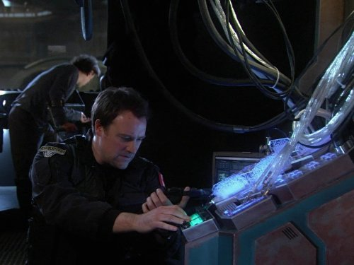 David Hewlett in Stargate: Atlantis (2004)