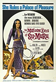 The Million Eyes of Sumuru (1967) Poster - Movie Forum, Cast, Reviews