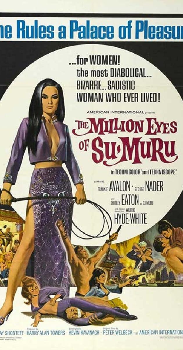 Subtitle of The Million Eyes of Sumuru