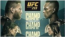 UFC 259: Episodes 1-6