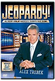 2006 Celebrity Jeopardy! Game 4. Poster