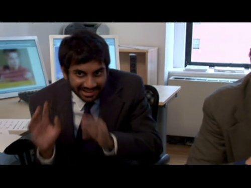 Aziz Ansari in Human Giant (2007)