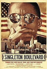 Singleton Boulevard Poster