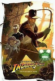 The Adventures of Indiana Jones Poster