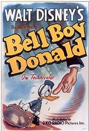 Bellboy Donald Poster